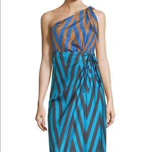 NWT Diane Von Furstenberg Odeon Dress